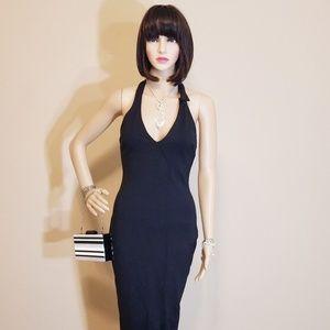 NWT - GUESS Halter Dress